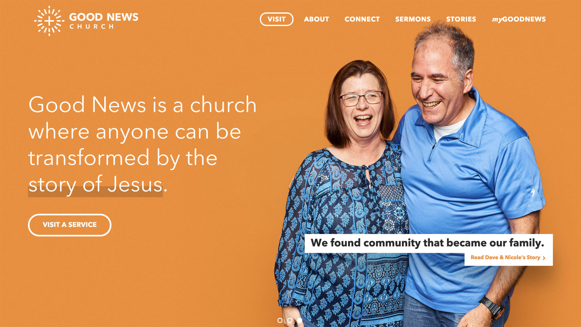 Good News Church - http://goodnews.church/