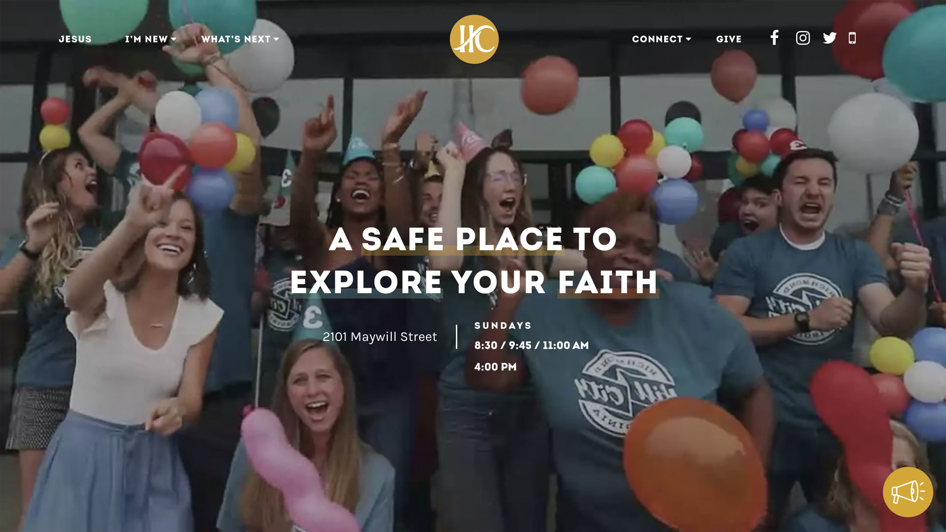 Hill City Church - http://hillcityrva.com/