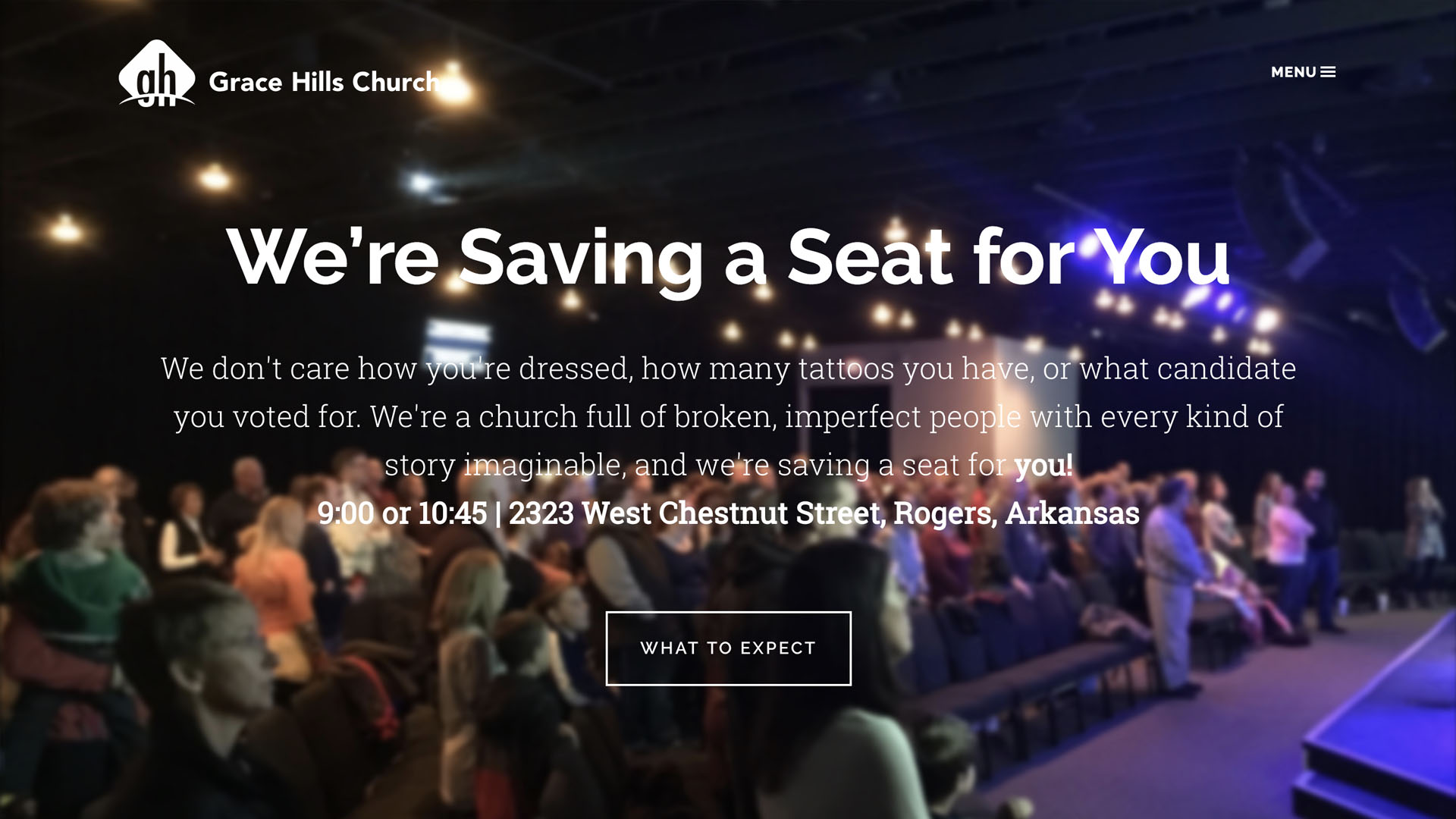 Grace Hills Church - http://gracehillschurch.com/