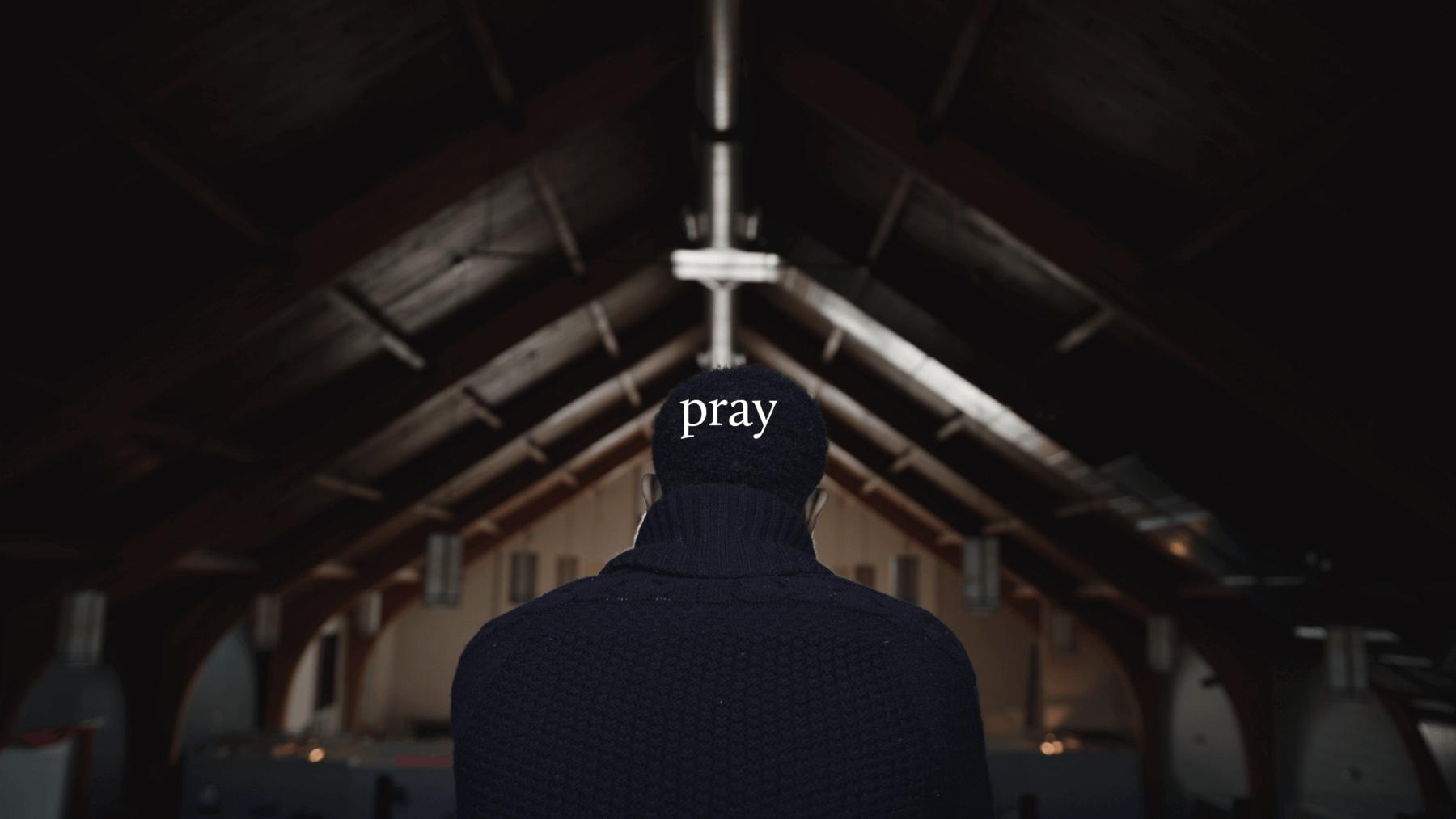 Sermon Series Ideas #3: Pray