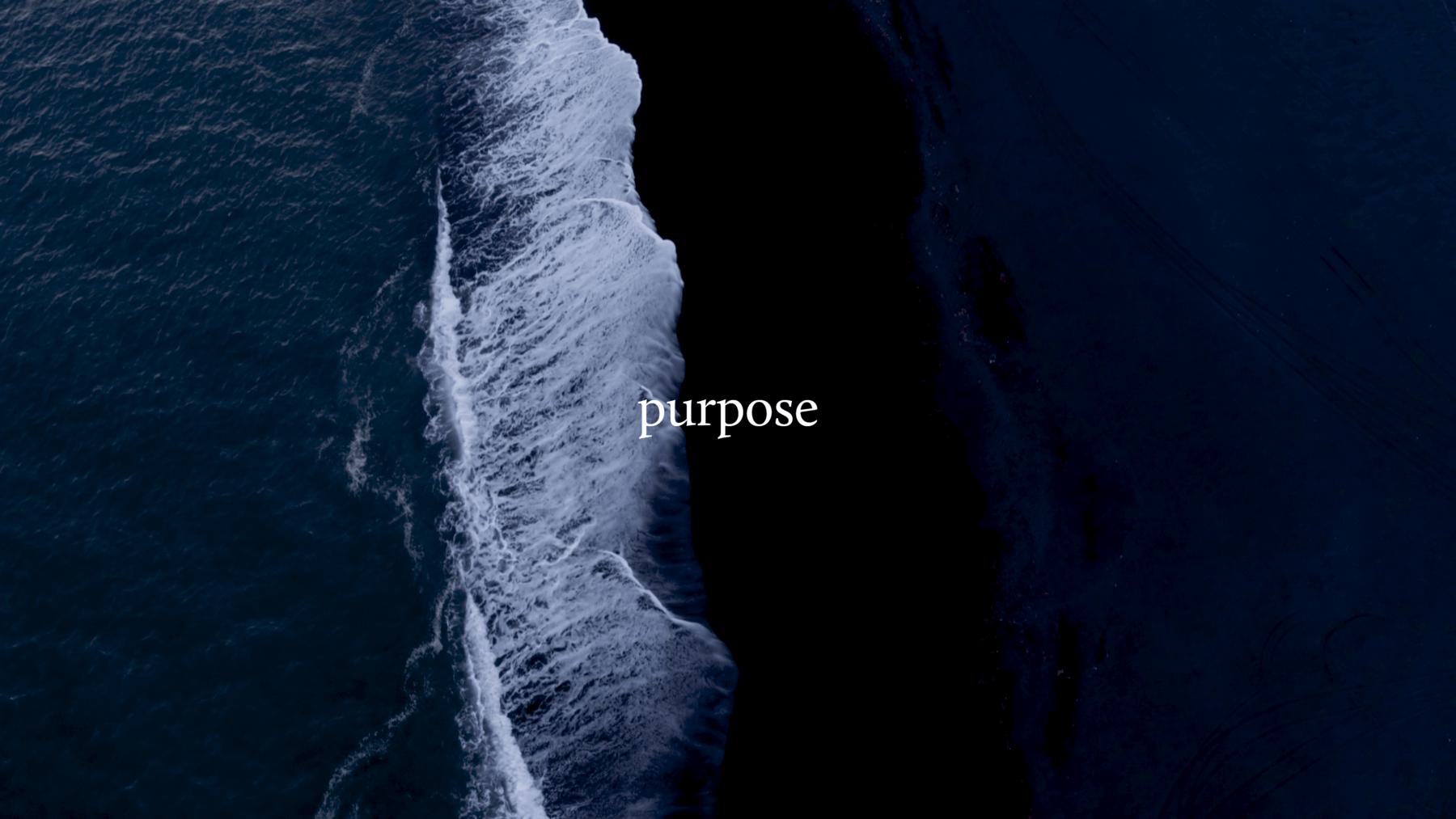 Sermon Series Ideas #8: Purpose