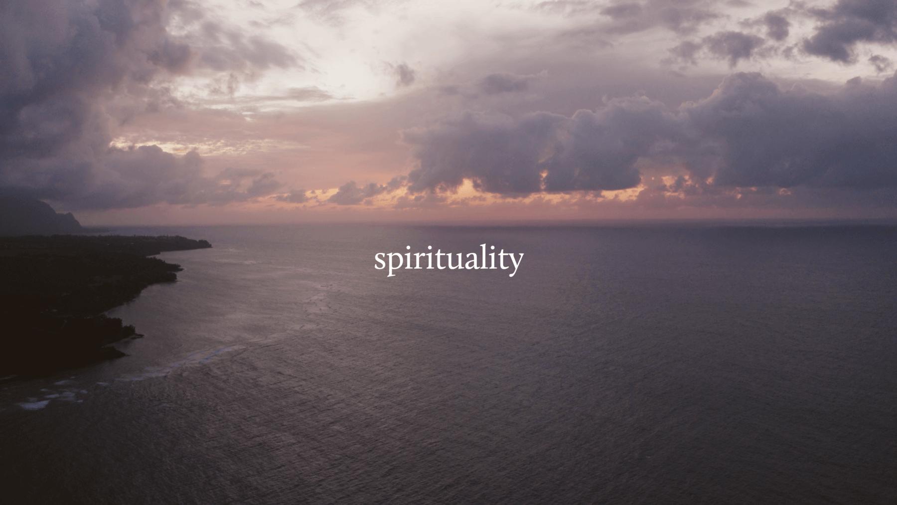 Sermon Series Ideas #9: Spirituality