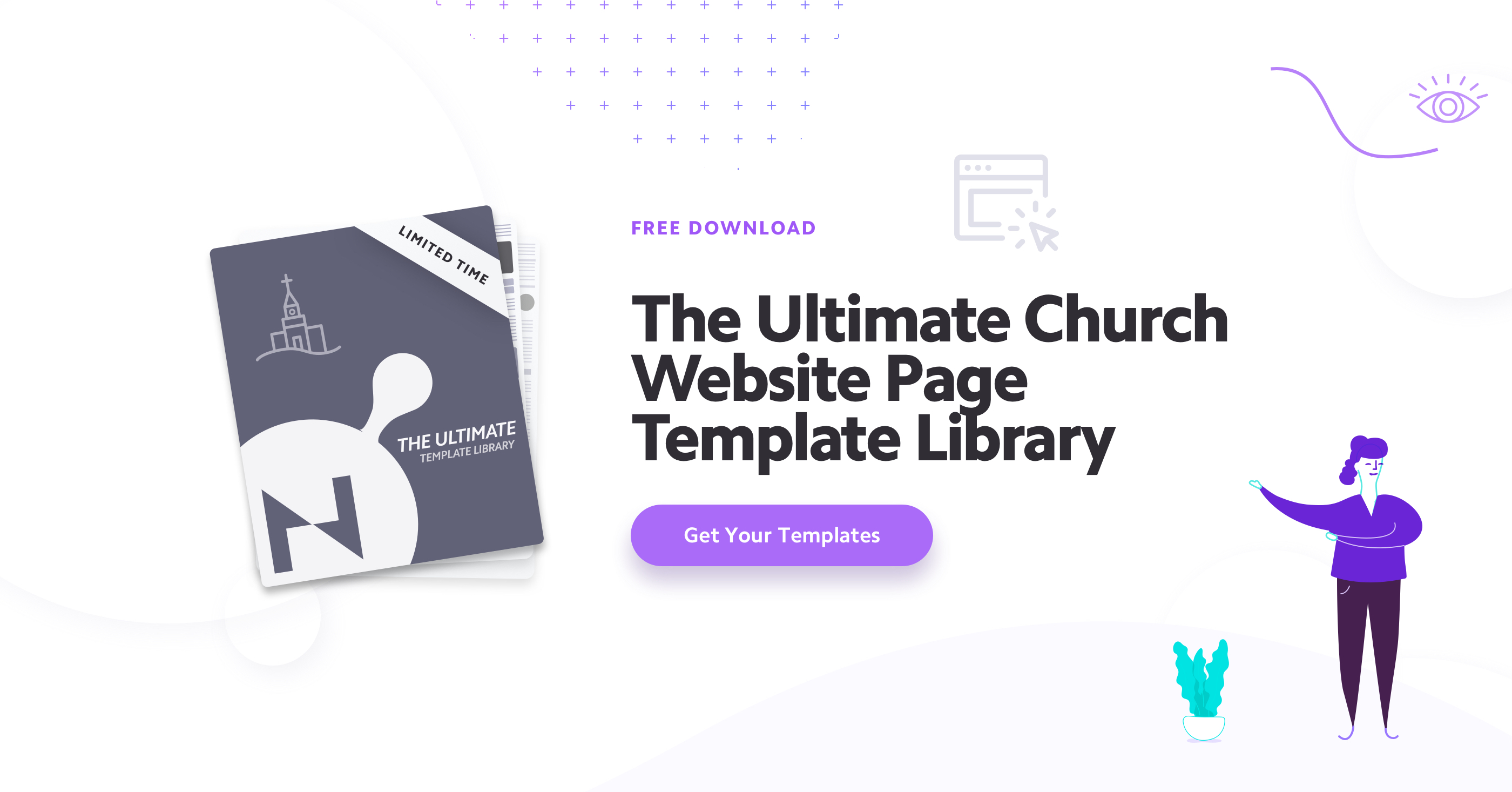 The Ultimate Church Website Page Templates Library - Nucleus Blog